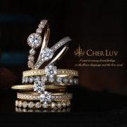花言葉が繋ぐ愛の婚約指輪&結婚指輪コレクション【JK Planet銀座・表参道・九州】