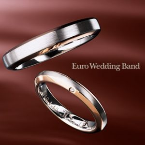 EGF by Euro Wedding Band 60/61