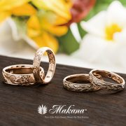 JKPlanet各店でお取り扱いのハワイアンジュエリー!【結婚指輪のJKプラネット】