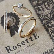クラシカルでアンティークなブランド、RosettE・ロゼットをご紹介【婚約指輪・結婚指輪のJKPlanet】