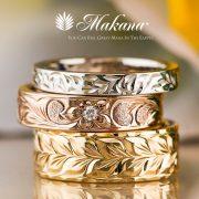 夏到来!JKPlanet表参道お薦めのハワイアンジュエリー結婚指輪ブランドを一挙公開!【JKプラネット表参道・銀座・九州】