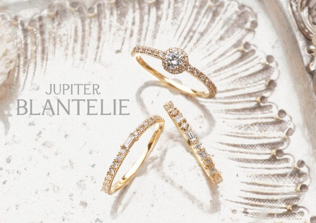 ジュピター ブラントリエ , JUPITER BLANTELIE