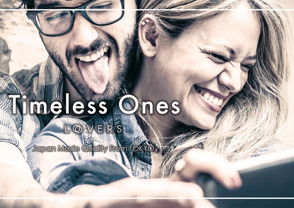 タイムレス ワンズ ラバーズ – Timeless Ones LOVERS