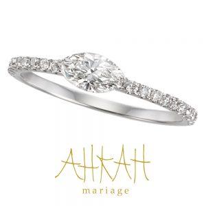Marchese Ring プラチナ