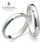 フランスで誕生「LANVIN/ランバン」「NINARICCI/ニナリッチ」をご紹介【婚約指輪・結婚指輪のJKプラネット】