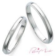 【結婚指輪】プチマリエのご紹介【婚約指輪・結婚指輪のJKプラネット】