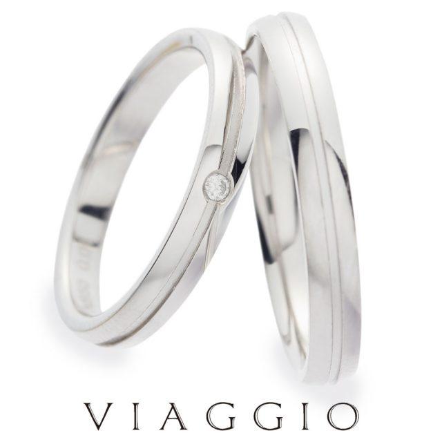 ビアッジオ マリッジリング VA00102/00200