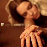 PAVEO CHOCOLATのビターで大人モード系結婚指輪♡【結婚指輪のJKプラネット表参道・銀座・九州】