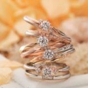 アムールアミュレットはふたりの愛のお守り【結婚指輪のJKプラネット表参道・銀座・九州】