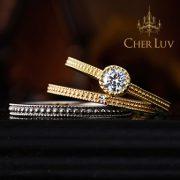 花言葉で伝える愛を♡シェールラブの結婚指輪【結婚指輪のJKプラネット表参道・銀座・九州】