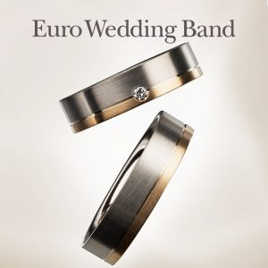 GERSTNER by Euro Wedding Band 26806