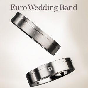 GERSTNER by Euro Wedding Band 27125