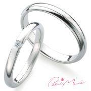 【結婚指輪 提供】プチマリエの結婚指輪(JK Planet銀座・表参道)