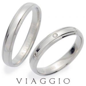 ビアッジオ マリッジリング VA00902/01000